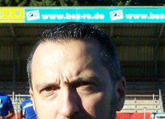 FCR-Trainer Acar Sar. Foto: FC Remscheid