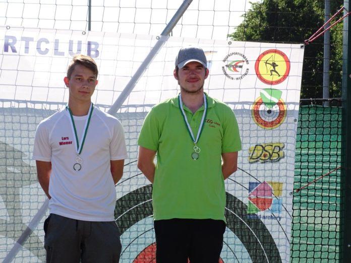 Lars Wiemer (BSV Friedrichsfeld) und Cedric Neumann (LTG). Foto: LTG