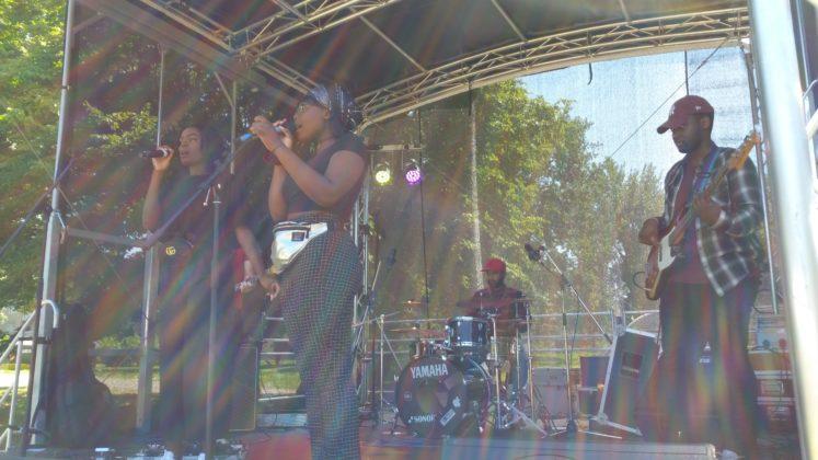 Die Band AMC traf mit ihrer Musik den Nerv des Sommers. Foto: von Gerishem