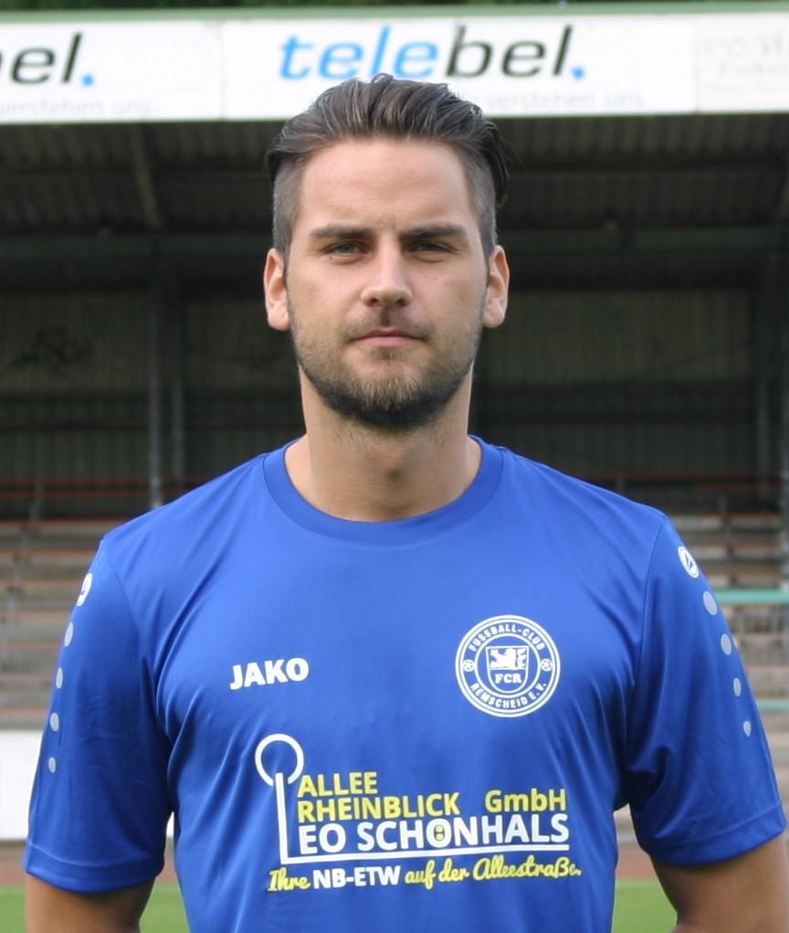 Kapitän Adis Babic kann wieder spielen. Foto: FC Remscheid