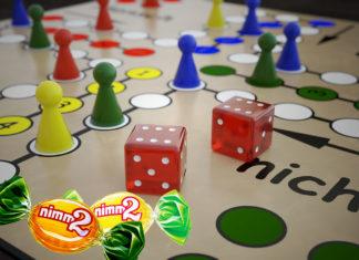"""Im Nimm2-Gottesdienst dreht sich diesmal alles um das berühmte Spiel """"Mensch ärgere dich nicht""""."""