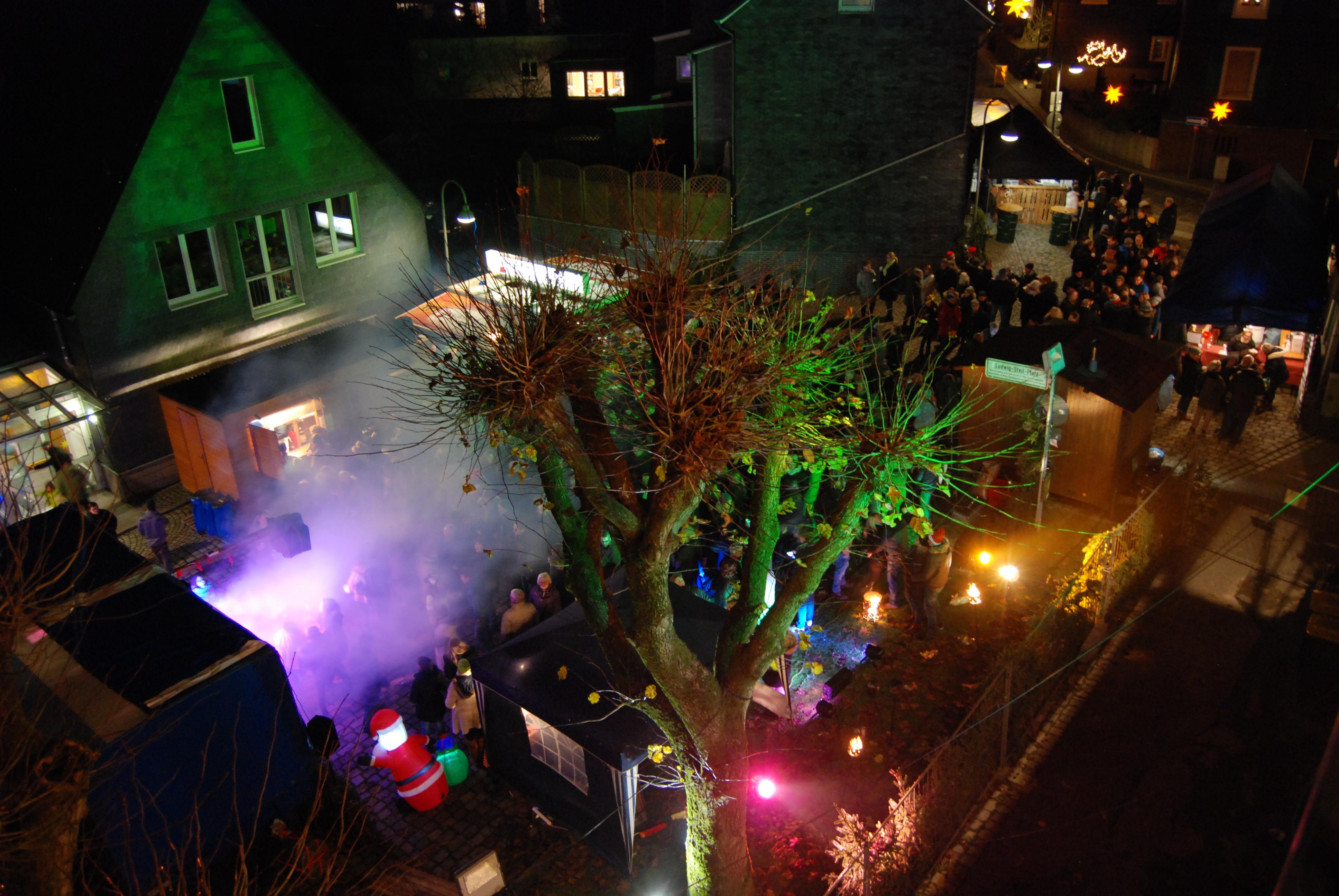 Die 1. Lütterkuser XMAS-Party 2017 war ein grandioser Erfolg. Foto: Thomas Schulte - www.tsaiballs.com