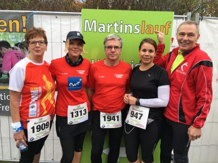 Die Röntgenlüöper Claudia Leers, Sabine Goldberg, Frank Linke, Nadine Nawrath und Martin Sobetzko (v.l.) vom TV