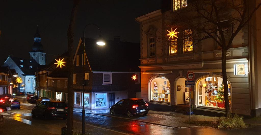 Der Flair-Weltladen befindet sich in der Gertenbachstraße 17, im Herzen der Lütterkuser Altstadt, in 42899 Remscheid-Lüttringhausen. Foto: Sascha von Gerishem