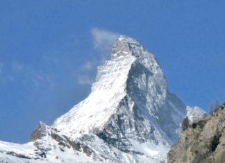 Unverwechselbar: Das Matterhorn. Foto: Dr. Ferdi Nolzen