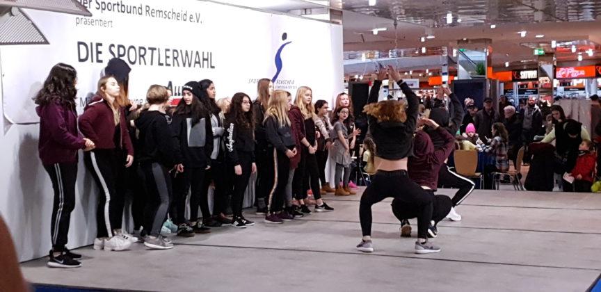 Hip Hop Dance. Foto: Sascha von Gerishem