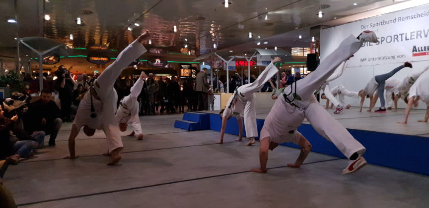 Capoeira. Foto: Sascha von Gerishem
