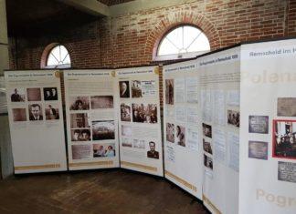 Gedenk- und Bildungsstätte Pferdestall: Informieren und Aufklären. Foto: Burhan Türken