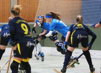 Die Damen der IGR Remscheid spielen in der Bundesliga. Foto: IGR Remscheid / Feldhoff