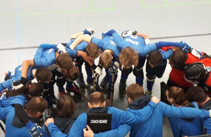 Die fabelhafte Teamarbeit der U15 ist allenthalben sicht- und spürbar. Foto: privat