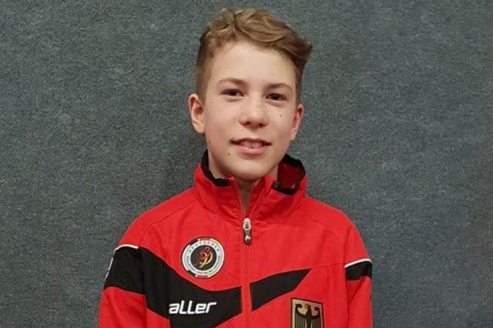 Henry Kulmer von der IGR wird am Wochenende seinen ersten Einsatz im deutschen Nationaldress haben.  Foto: privat