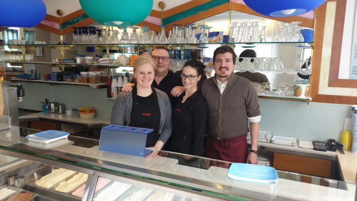 Marzia und Daniele Belfi freuen sich mit Marija und Nico auf die neue Saison. | Foto: Sascha von Gerishem