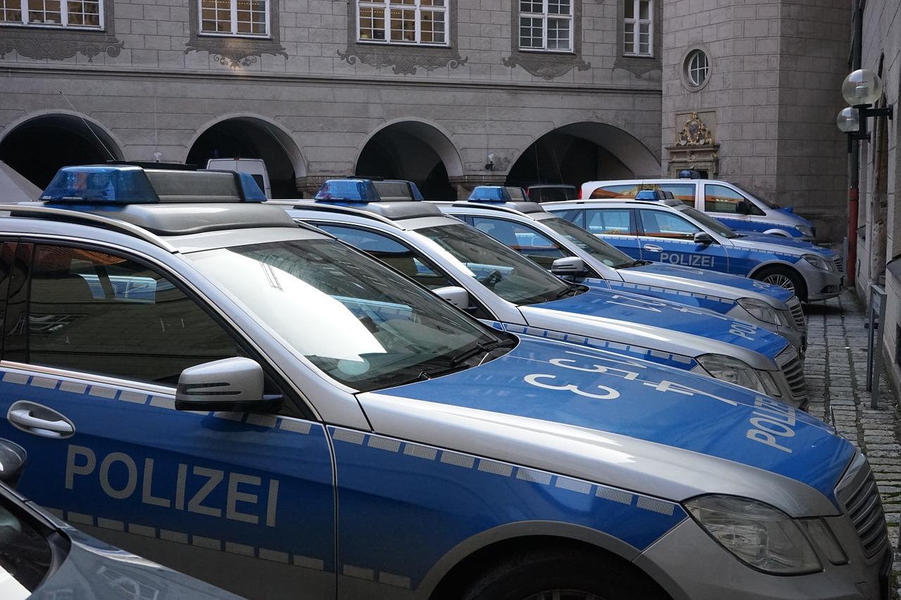 Polizei. Symbolfoto.