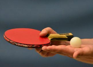 Tischtennis. Symbolfoto.