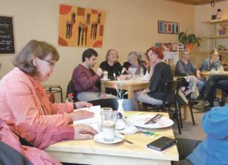 Auch das Café Lichtblick ist wieder dabei. |Foto: Sascha von Gerishem