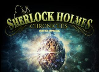 Das Osterspecial von den Sherlock Holmes Chronicles in der WinterZeit in Lüttringhausen. | Cover: WinterZeit Audiobooks