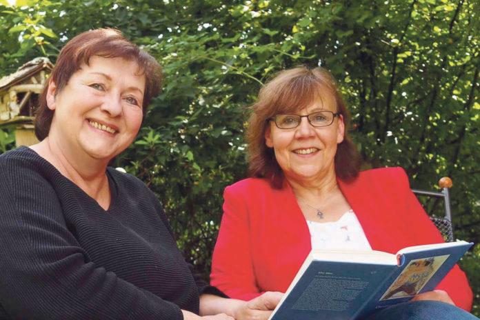 Angela Heise und Ulla Wilberg (v.l.) |Foto: Volker Blum