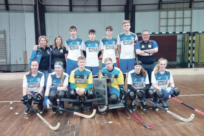 Glückwunsch an das NRW-Meisterteam: Die U19 der IGR. | Foto: IGR Remscheid