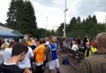 Rund 300 Besucher strömten zur Sportanlage Blaffertsberg. Foto: Thorsten Greuling