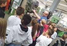Im BZI Remscheid gab es für die Grundschüler aus Lüttringhausen viel zu bestaunen. | Foto: privat