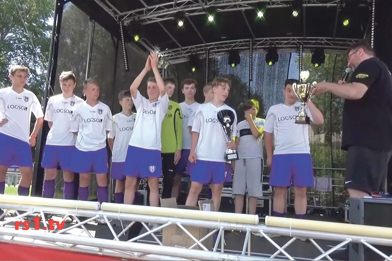 Bei der C-Jugend gewann der Vfl Pirna-Copitz 07.