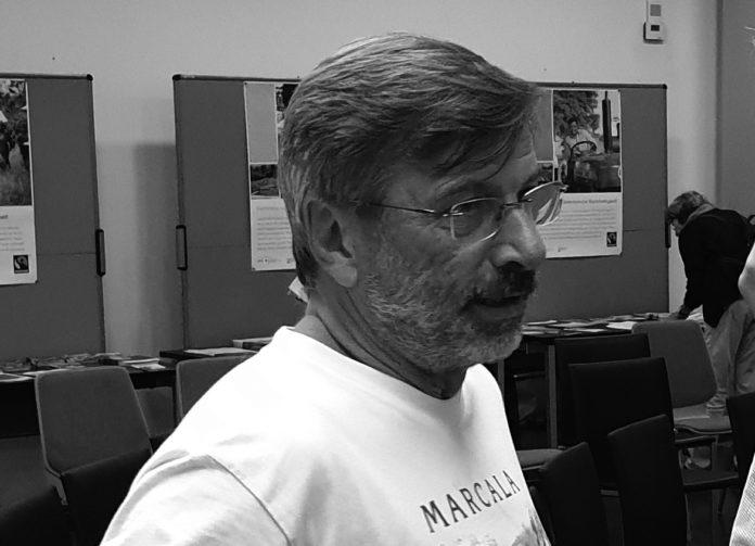 Volker Beckmann verstarb am Morgen des 19. September 2019.