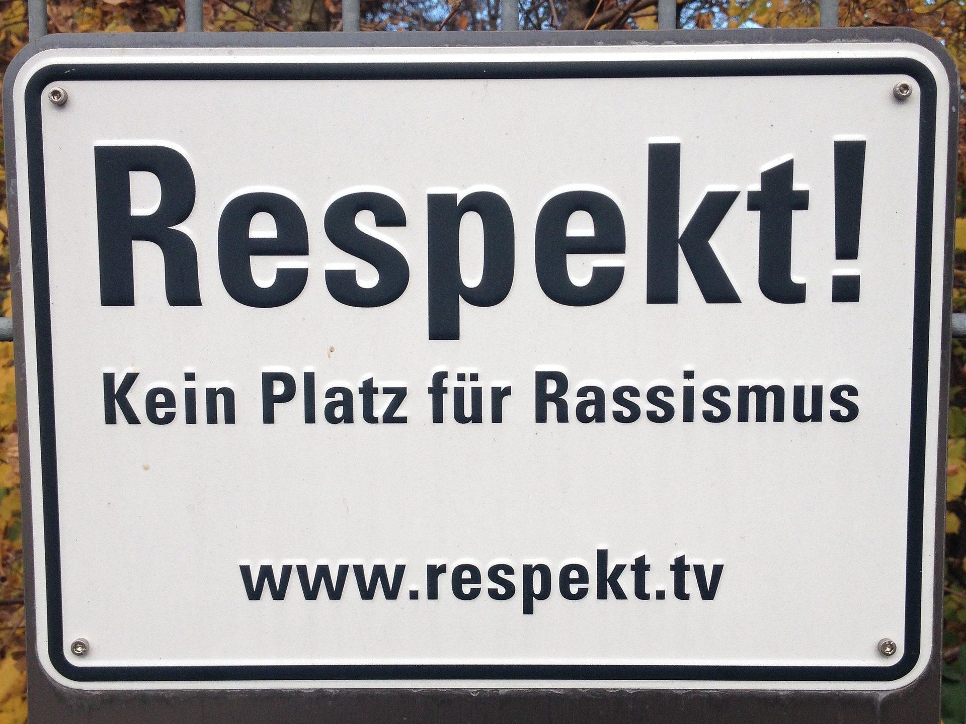 Respekt! Kein Platz für Rassismus. - www.respekt.tv