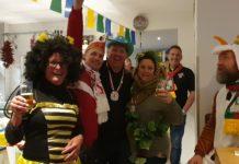 Auf die Eröffnung der Karnevalssession am 11.11. freuen sich die Jecken immer schon ab Aschermittwoch. Foto: Sascha von Gerishem