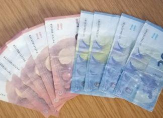 Die Polizei warnt vor falschen Geldscheinen. Foto: Polizei Wuppertal