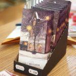 Die Flair-Schokolade ist eine tolle Geschenkidee. Foto: Sascha von Gerishem