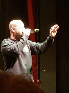 Rapper Curse. Foto: Steph Hoffmann - www.die-hoffmann.de