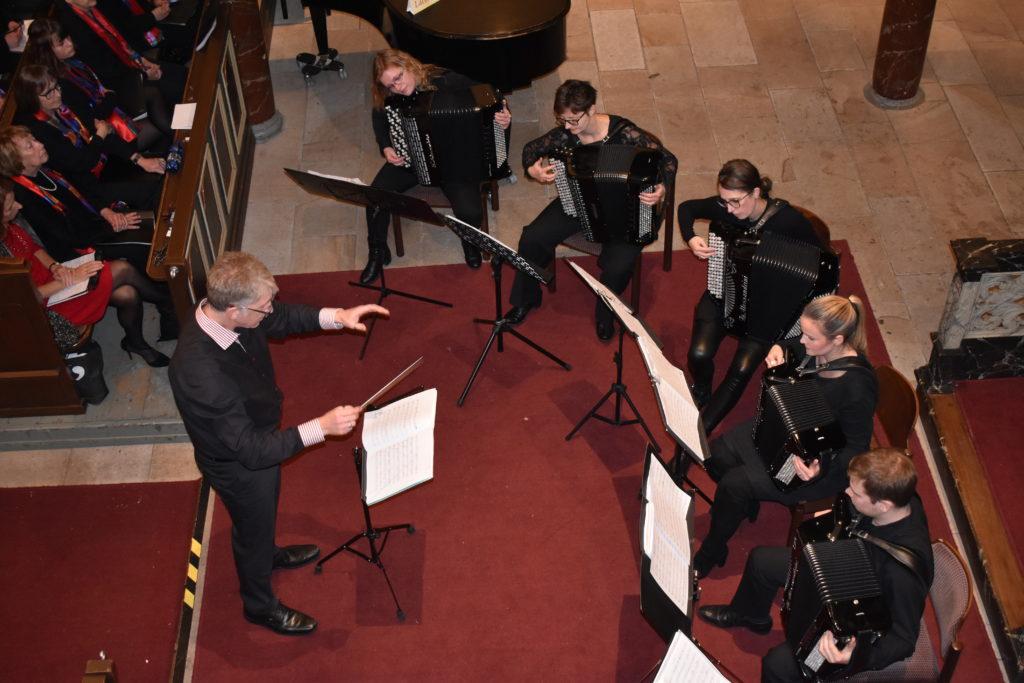 Marcus Matuszewski leitet VillAdagio. Foto: Peter Klohs