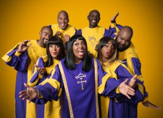 The Glory Gospel Singers aus New York. Foto: T. Badurina
