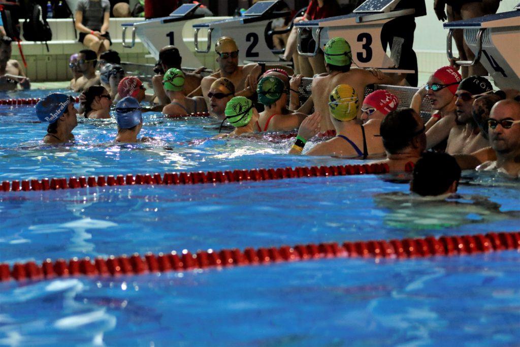 Diese besondere Schwimmveranstaltung der SG Remscheid war fast komplett ausgebucht. Foto: Volker Schröer / www.sg-remscheid.de