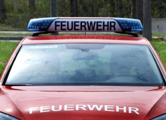 Feuerwehr. Symbolfoto.