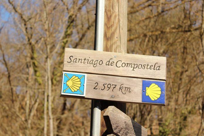 Jakobsweg: Von Lennep aus sind es tatsächlich sogar nur rund 2000 Kilometer bis nach Santiago de Compostela.