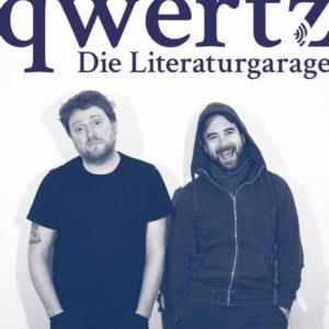 qwertz sind: Jörg Degenkolb-Degerli und Hank Zerbolesch. Artwork: offiziell