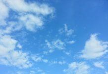 Der Himmel über Lüttringhausen. Foto: Sascha von Gerishem