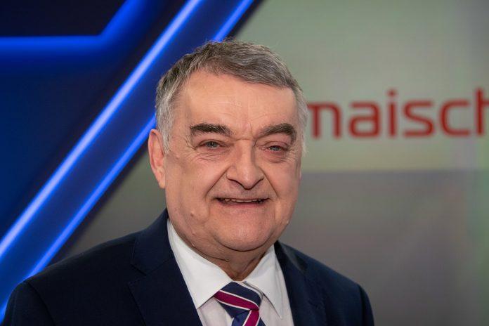 Herbert Reul in der WDR-Sendung