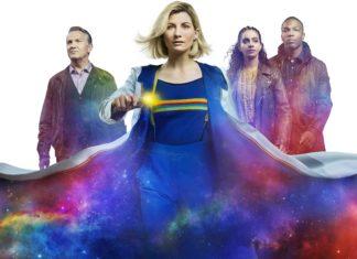 """FOX präsentiert die 12. Staffel der britischen Kultserie """"Doctor Who"""" ab 16. April 2020. Grafik: obs/FOX"""