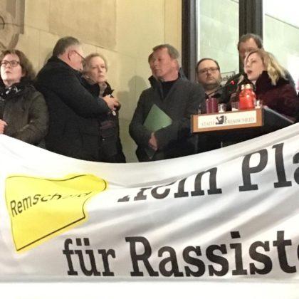 Christine Krupp verurteilte Rassismus und Rechtsextremismus scharf. Foto: privat