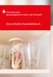 Kostenloses Haushaltsbuch in vier Sprachen. Foto: obs/Geld und Haushalt - Beratungsdienst der Sparkassen-Finanzgruppe