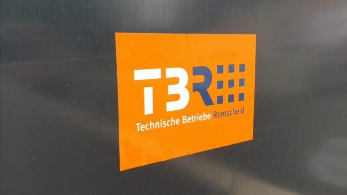 TBR: Technische Betriebe Remscheid. Symbolfoto: Sascha von Gerishem