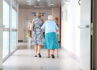 Das Alter und die Gesundheit. Symbolfoto.