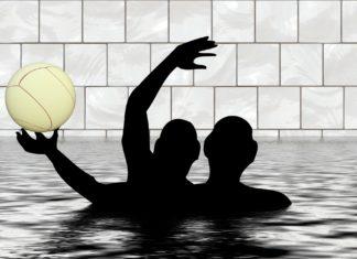 Wasserball. Symbolbild.