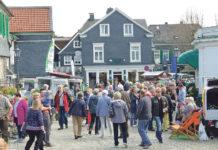 Dieses Jahr bleibt es in der Lenneper Altstadt eher ruhig. Foto: Sascha von Gerishem