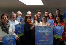 Gemeinsam gegen Rassismus. Das Planungsteam der Wochen gegen Rassismus. Foto: Remscheid Tolerant