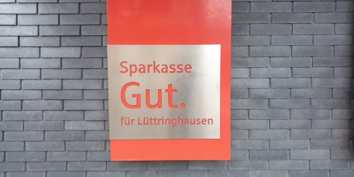 Stadtsparkasse Remscheid. Gut für Lüttringhausen. Gut für Remscheid. Foto: Sascha von Gerishem