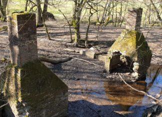 Der Bärenhammer. Lost Place im Diepmannsbachtal. Foto: Sascha von Gerishem