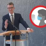 Der SPD Landtagsabgeordnete Sven Wolf.
